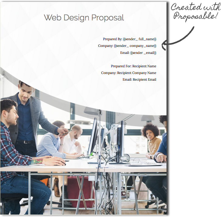 proposal example template