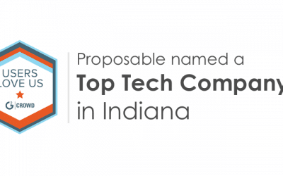 Proposable Top Tech in Indiana