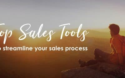 Top Sales Tools to Streamline your Sales Process in 2019