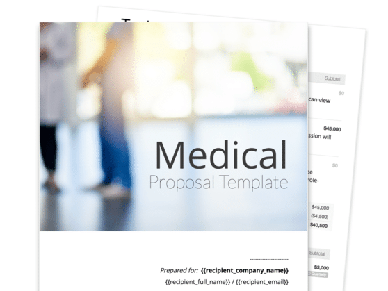 Find your Proposal Template   Proposable